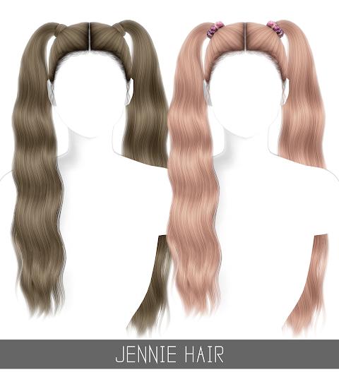 JENNIE HAIR