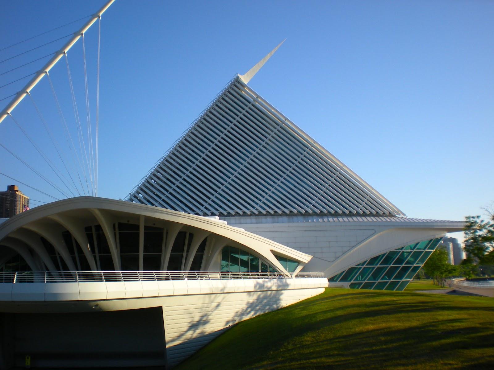 Cruisin' Museums with Jonette Slabey: Milwaukee Art Museum ...