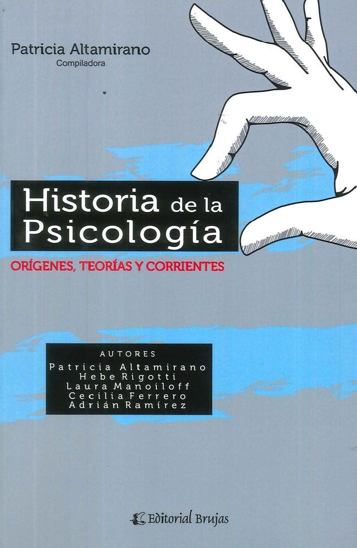 Historia de la psicología – Patricia Altamirano