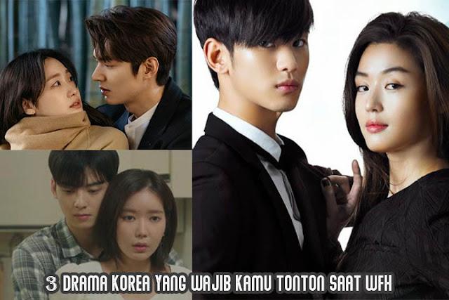 3 drama korea yang wajib kamu tonton saat wfh