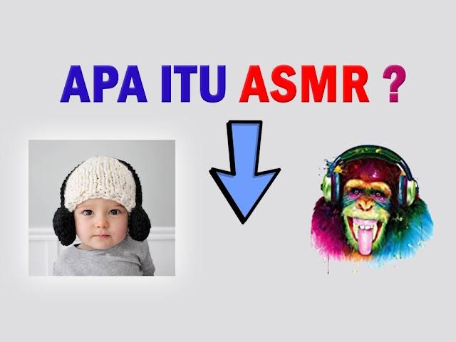 Apa itu ASMR autonomous sensory meridian response