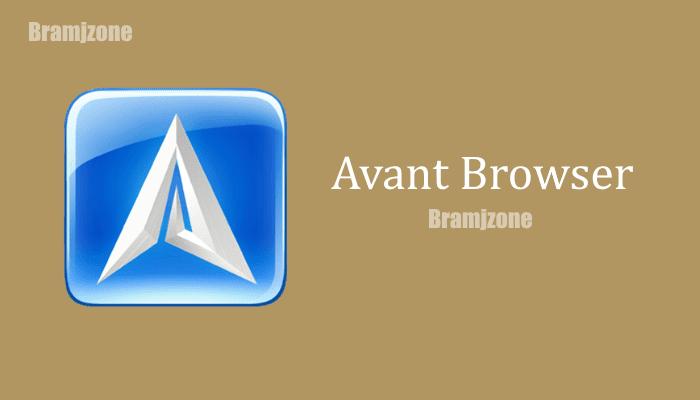 متصفح Avant للكمبيوتر