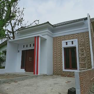 Rumah Murah 1 lantai Hanya 450 Juta Di Bunga Terompet Padang Bulan Dekat Kampus USU Medan