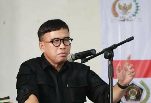 "Senator Sumbar Geram: Apa Maksud Puan Bicara ""Semoga Sumbar Dukung Negara Pancasila"" ?"