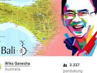 Kasihan, Sudah Tiga Hari, Petisi Dukung Ahok Jadi Cagub Bali Masih Sepi Seperti Kuburan
