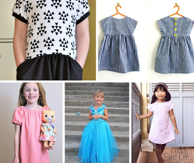 toddler girl dress pattern