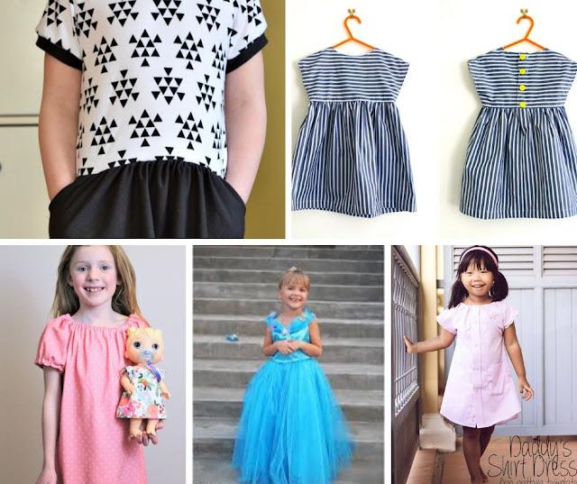 toddler girl dress pattern