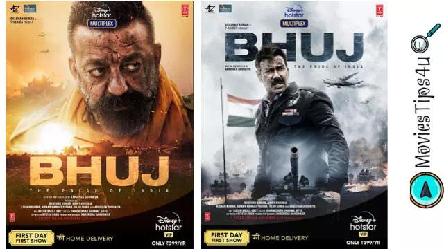 Bhuj:The pride of India Movie Release Date Cast Trailer Wiki & More