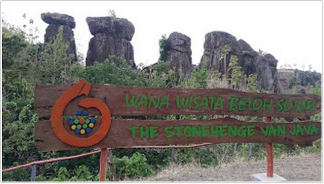 Batu Susun Solor;10 Top Destinasi Wisata Bondowoso;