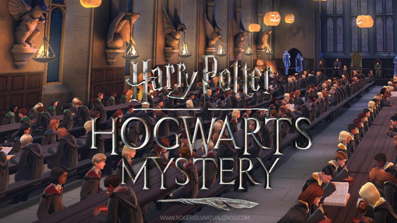 Harry potter hogwarts mystery v3.6.0 mod menu atualizado