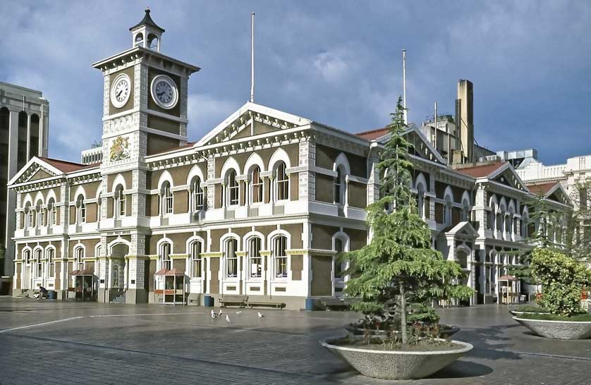 Post Office in Christchurch, New Zealand