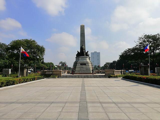 Rizak Park Manila
