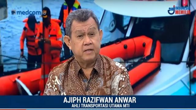KM Lestari Maju Tenggelam, Ahli Transportasi Sebut Kondisi Kapal di Indonesia Memprihatinkan
