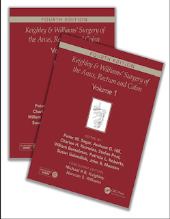 Keighley and Williams' Surgery of the Anus, Rectum and Colon – Two-Volume Set 4th Edition
