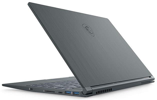 MSI Modern 14 A10M-600XES: portátil ultrabook de 14'' con procesador Core i5-10210U y disco SSD de 512 GB
