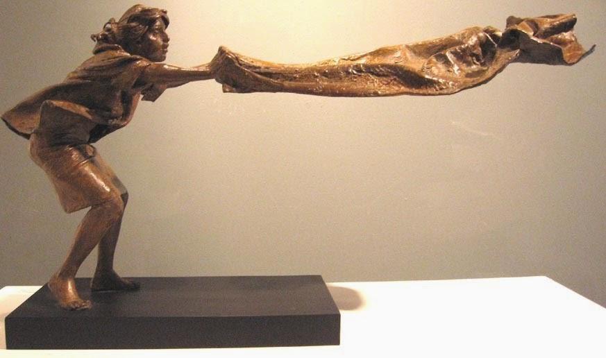 Bruno Lucchesi Sculptor Of The Human Spirit