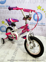12 InchFamily Inferno Girl Kids Bike