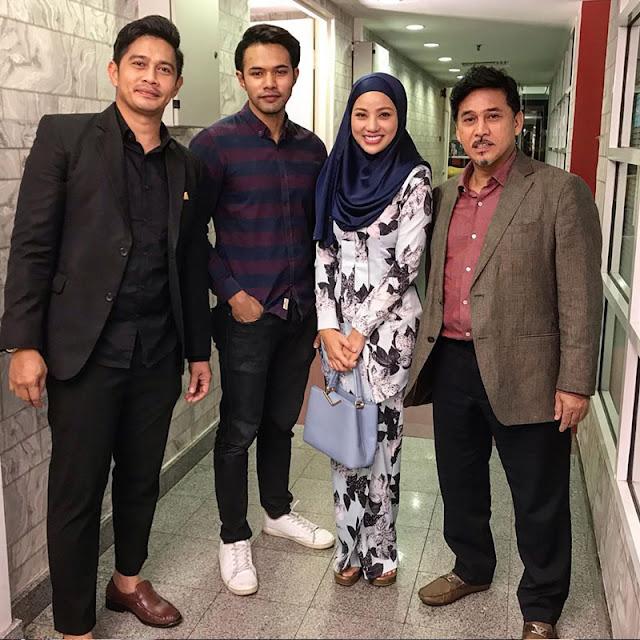 Drama Perempuan Tepi Jalan lakonan Nazeera Sardi dan Hafreez Adam