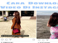 Cara Download Foto Dan Video Di Instagram Tanpa Aplikasi
