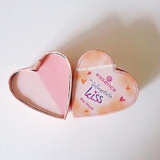 Essence Duo Blush- Essence Kalp Allık