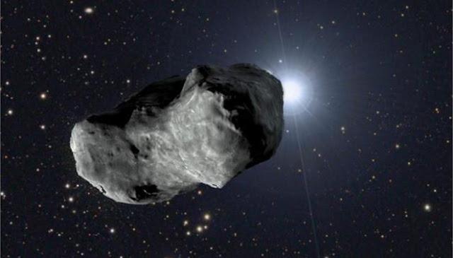 Αστεροειδής πέρασε ξαφνικά ανάμεσα στη Γη και στη Σελήνη