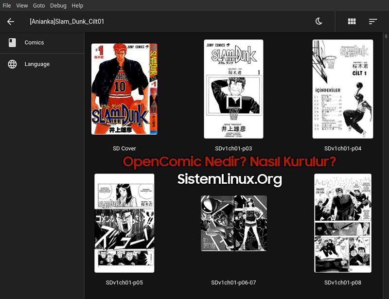 Opencomic Nedir Nasil Kurulur Sistemlinux Org Gnu Linux Ozgur Yazilim Ve Acik Kaynak