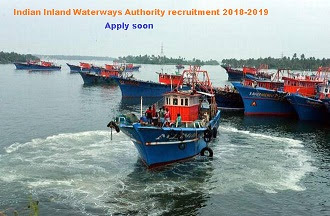 IWAI Recruitment 2018 - Inland Waterways Authority of India - Bestjobs