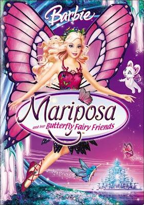 Barbie Mariposa – DVDRIP LATINO