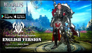Download Icarus M Global English Version Android