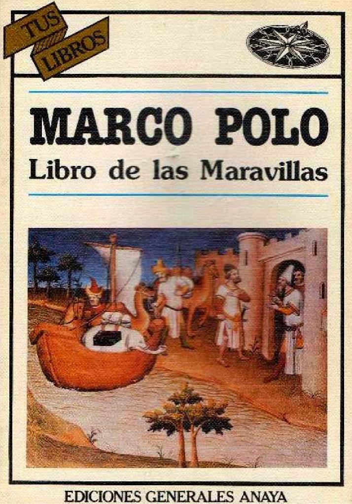 El libro de las maravillas – Marco Polo
