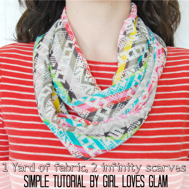 #project #scarf #diy #tutorial