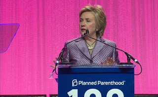 Planned Parenthood fined $116K for failing to report payments to Hillary Clinton, senate candidate