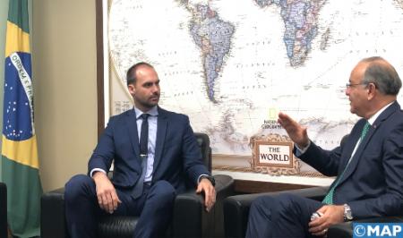 taroudant press : Sahara marocain: la commission des relations extérieures de la Chambre des représentants brésilienne soutient le plan d'autonomie