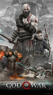 God Of War Mobile HD Wallpaper
