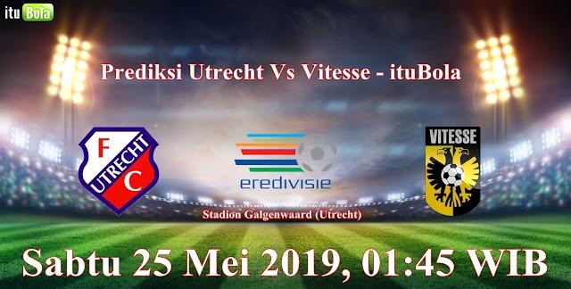 Prediksi Utrecht Vs Vitesse - ituBola