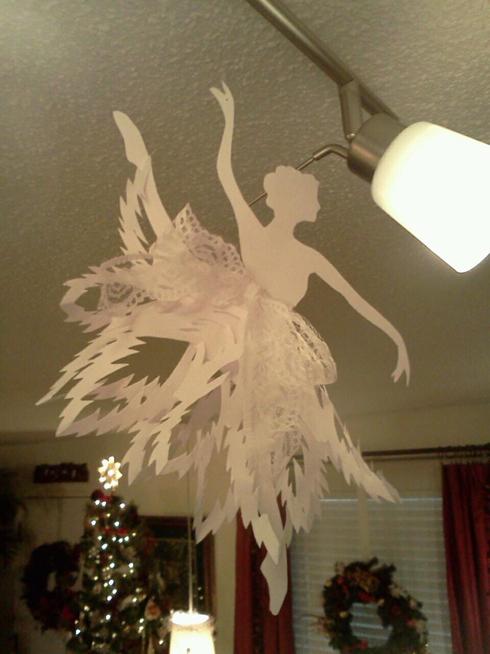 or Honey Ballerina Ballerinas Snowflakes Bee's BlissSnowflake LSUpjVGqzM