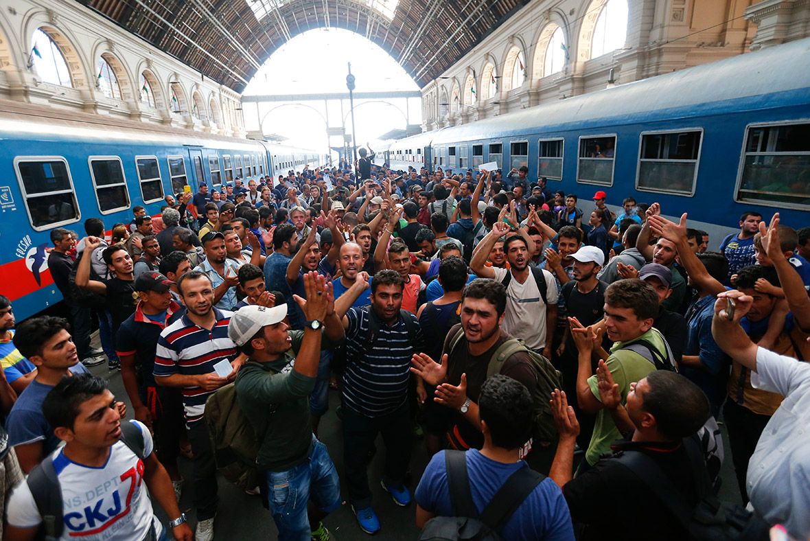 Image result for MUSLIM INVASION GERMANY