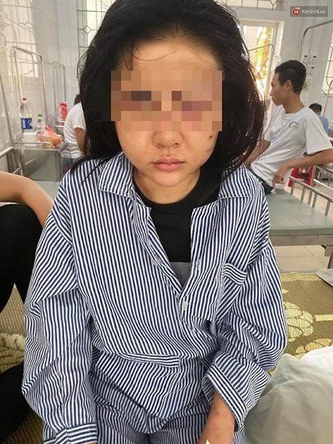 Clip: Gã đàn ông xăm trổ tra tấn cô gái suốt 2 tiếng vì dám đi chơi