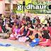 गिद्धौर BRC पर नियोजित शिक्षकों का तीसरे दिन भी धरना-प्रदर्शन जारी