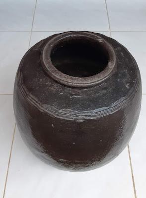 Gentong logam (besi)