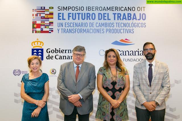 La Organización Internacional del Trabajo celebrará su centenario con un Simposio Iberoamericano en la isla de La Palma