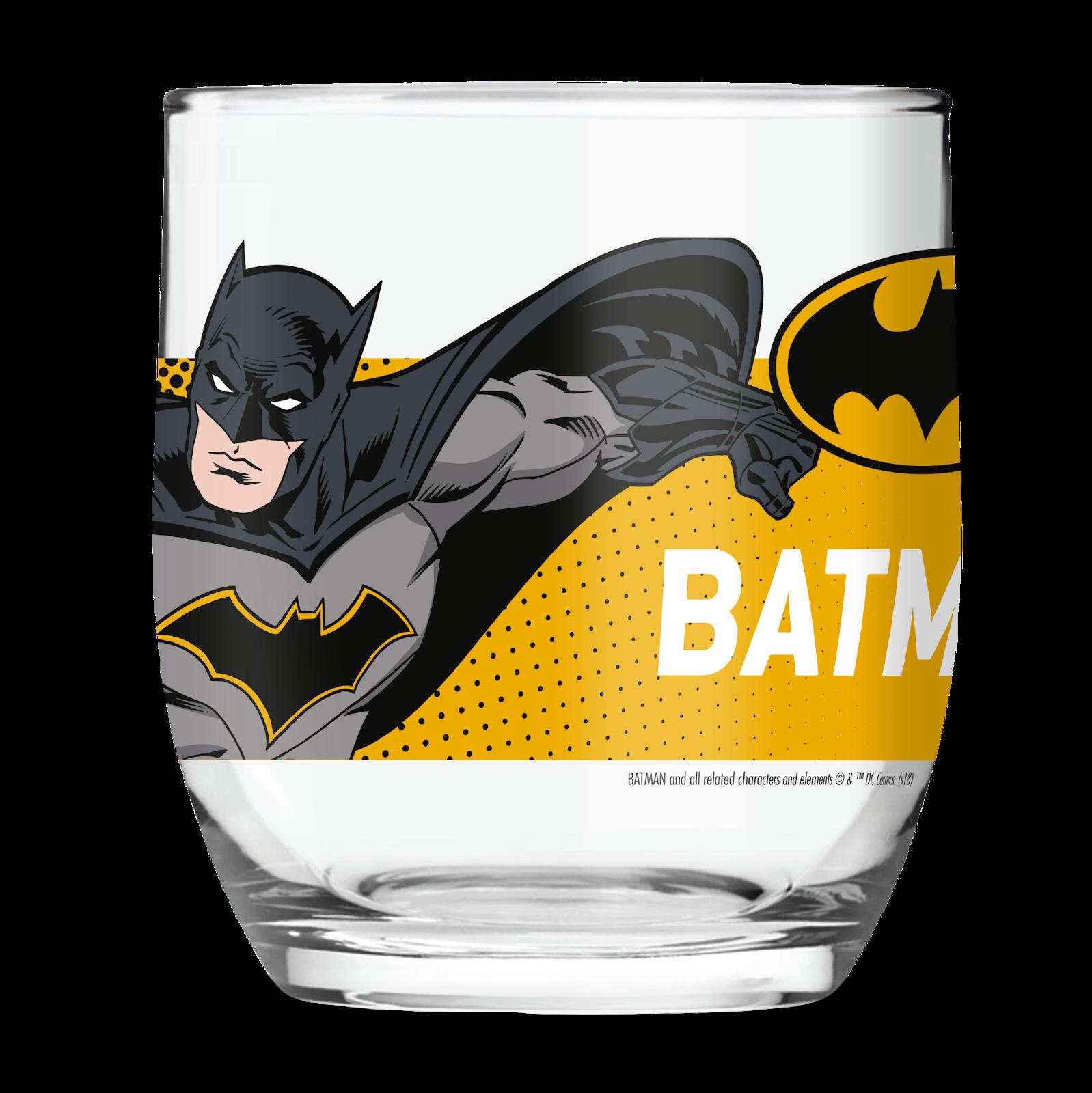 Vaso Nocilla Batman nº2