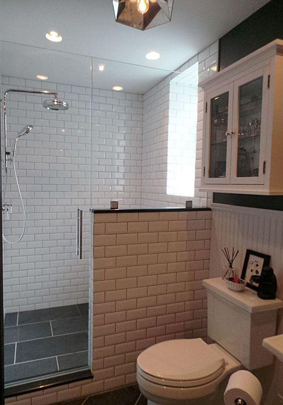 Femmes modernes salle de bain astuces et d coration for Astuces decoration