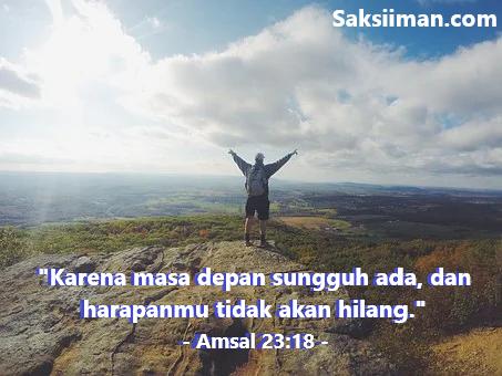 35+ Ayat Alkitab Yang Menguatkan Saat Merasa Putus Asa