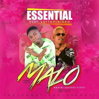 DOWNLOAD MP3 : ESSENTIAL Ft SOFTBOIKIDDO  – MALO