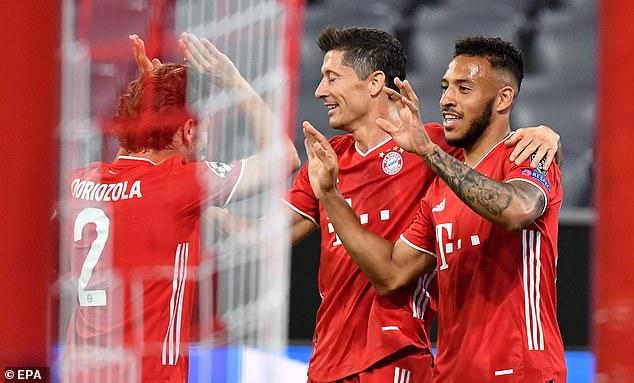 Liên tục bị hỏi về Messi, sao Bayern trả lời cực gắt 2