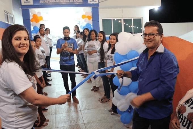 Prefeitura de Umbuzeiro inaugura reforma e ampliação da UBS Dorothy Soares