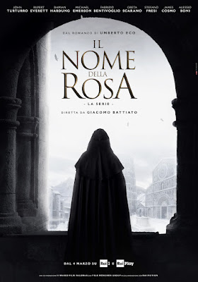 The Name Of The Rose 2019 Miniseries Poster 2