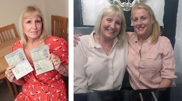 58-летняя мать смогла смотаться в Бельгию по паспорту своей 23-летней дочери