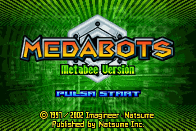 Medabots: Metabee - Español - Captura 1